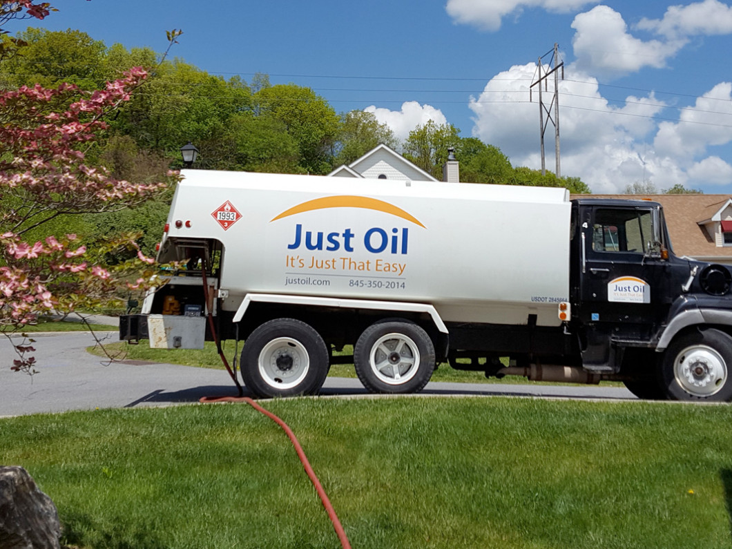 Just Oil was started to meet the needs of the price conscious customer. We do one thing only; deliver home heating oil at the lowest possible price on a COD ...
